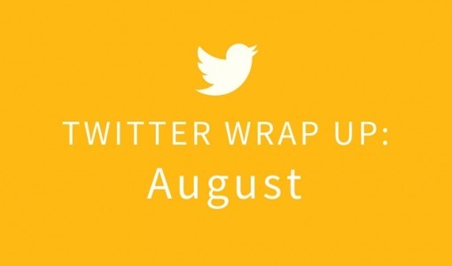 August 2016 on Twitter – Aged Care Wrap Up