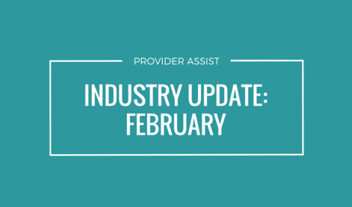 INDUSTRY UPDATE – FEBRUARY