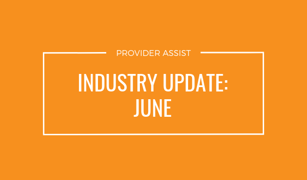 INDUSTRY UPDATE – JUNE